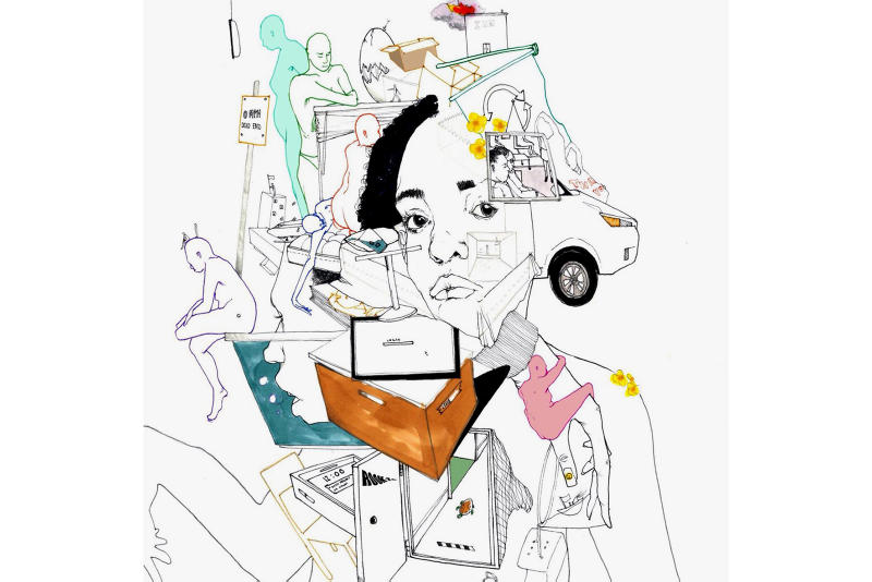Noname 'Room 25' Album Stream Listen Spotify Apple Music Available Now