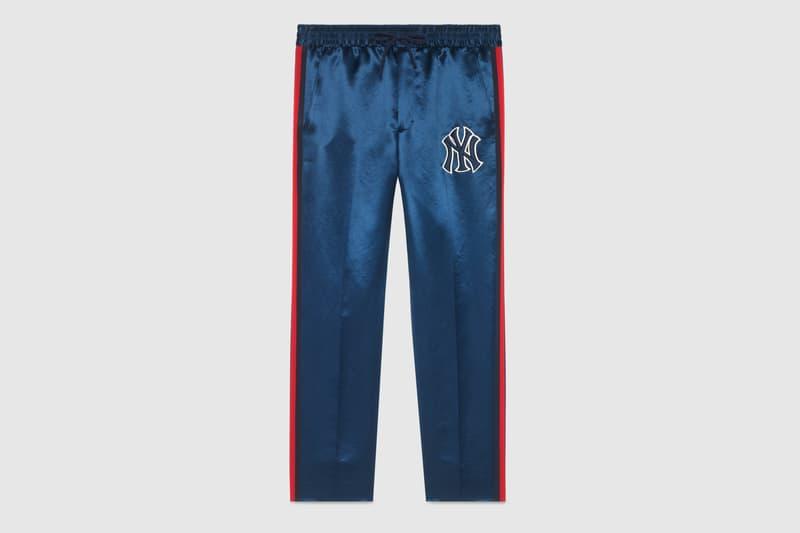 NY Yankees x Gucci Apparel Backpacks