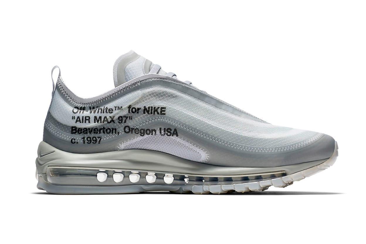 Off-White? x Nike Air Max 97 ?Menta