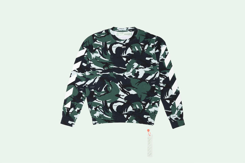 off white selfridges gradient capsule 2018 september fashion