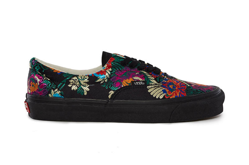 "Opening Ceremony Vans ""Satin Floral"" Pack"
