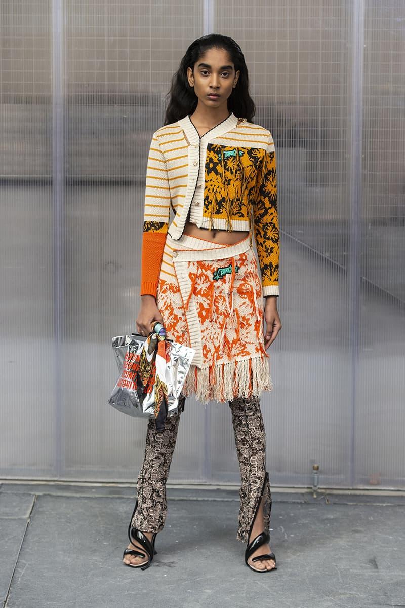 Ottolinger Spring/Summer 2019 Collection Lookbook Runway Vogue Fashion Clothing paris fashion week runway show