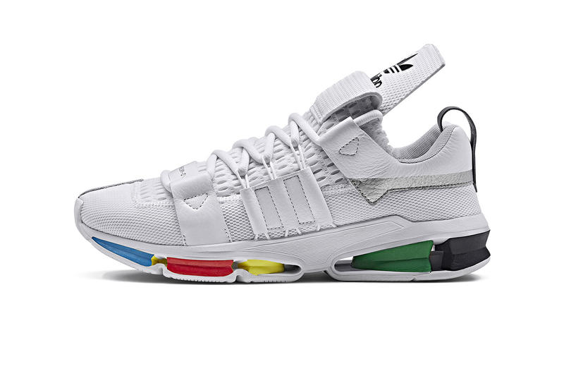 the best attitude 99117 12565 oyster holdings adidas originals woodie white twinstrike adv army sneaker  white rainbow color drop release date