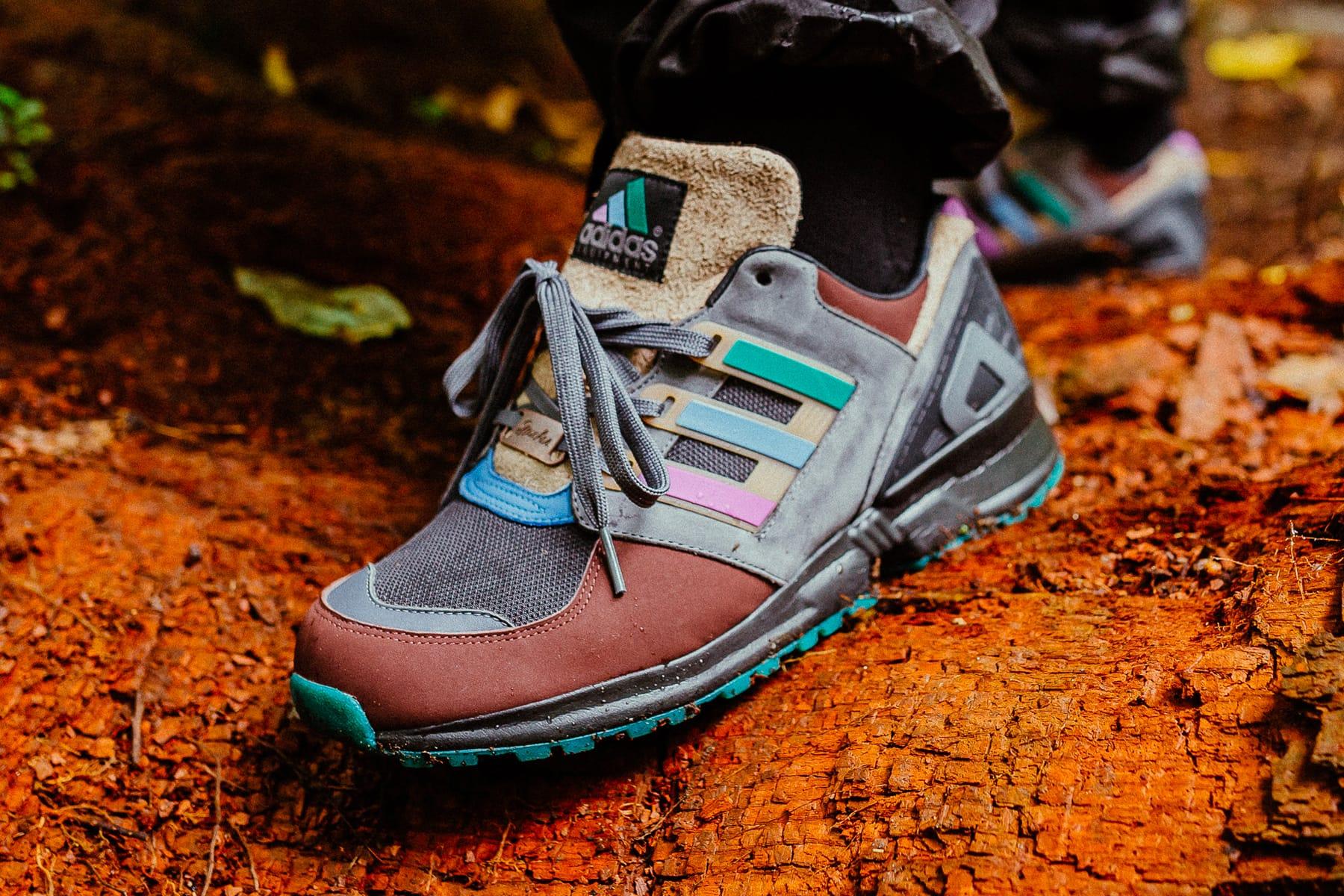 Packer Shoes x adidas Consortium EQT