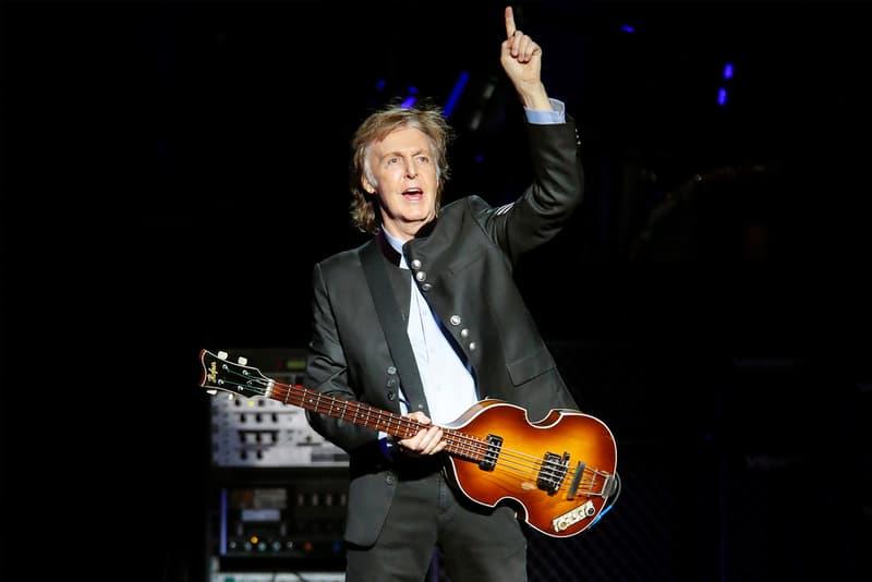 Paul McCartney Announce 2019 World Tour Egypt Station