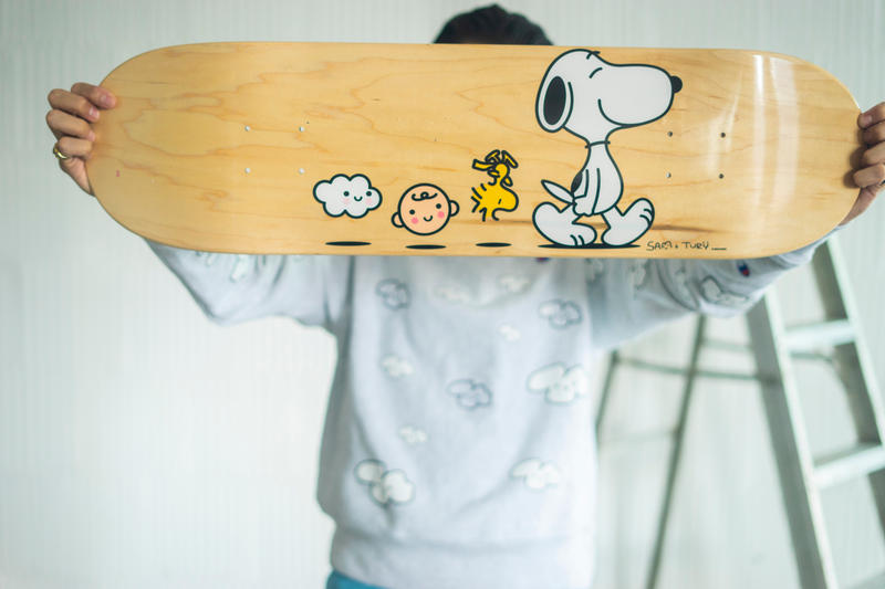 Peanuts Global Art Collective STORY