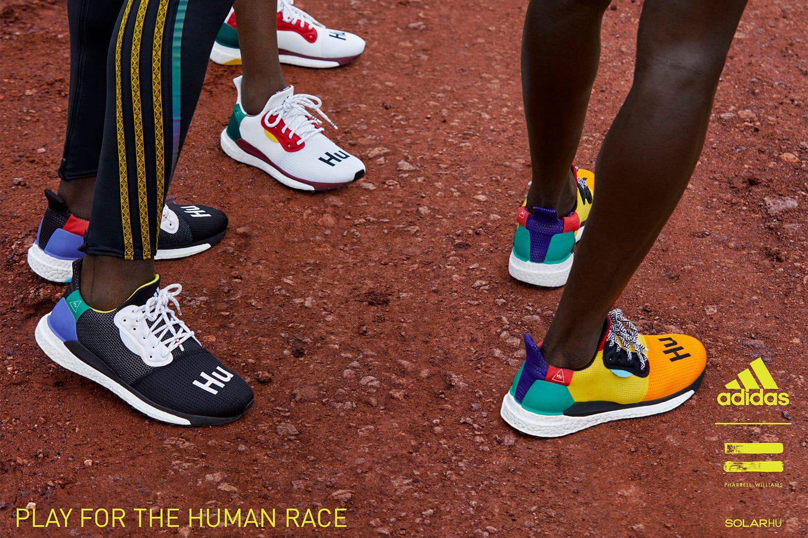 pharrell sneakers 2018