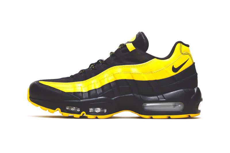 "Nike Air ""Frequency"" Pack Release foot locker air max plus air max 97 air max 95 yellow black white sneakers"