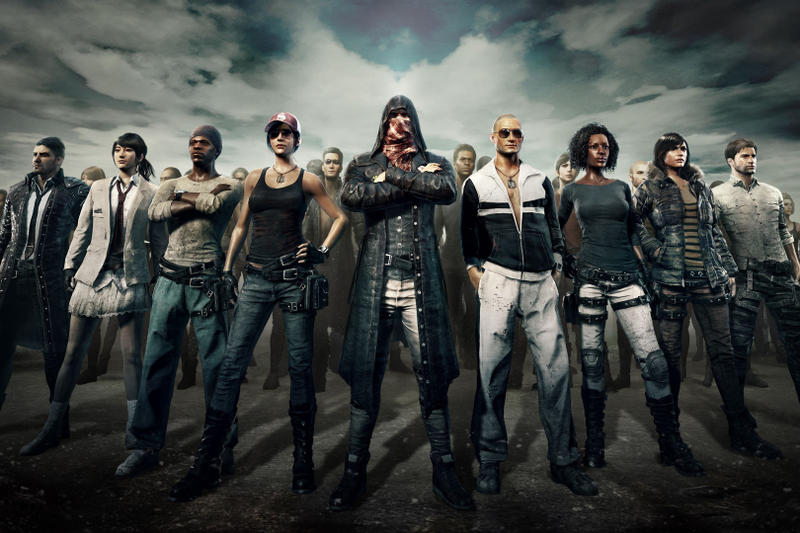 PlayerUnkown's Battlegrounds PlayStation 4 PUBG PS4 Fortnite Epic Games Call of Duty