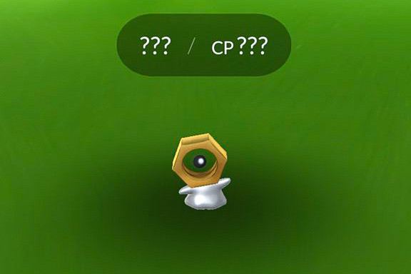 Mysterious New Creature Appears in 'Pokémon GO' and We Know Very Little About It