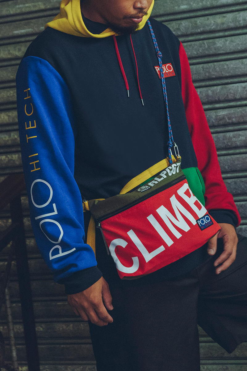 Polo Ralph Lauren Hi Tech Collection Reboot HBX | HYPEBEAST
