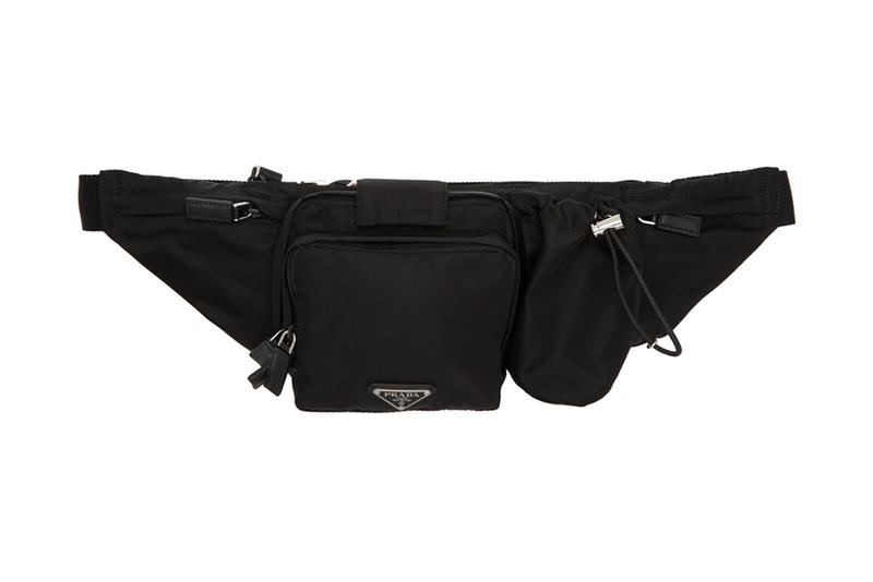cccd76a2ad2a prada fall winter 2018 montagna pouch nylon ssense buy sell tactical  technical functiona fanny waist bag