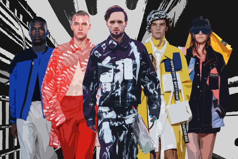 Prague Fashion Week Spring summer 2019 Collections best designers czech republic mercedes benz fashion week adam kost jan cerny Schepers Bosman Eva Papoušková
