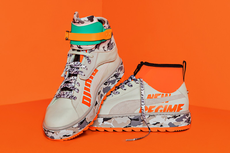 PUMA and streetwear imprint Atelier New Regime are on the verge of releasing  their collaborative motorsport-inspired Fall Winter 2018 collection and  have ... d465118712744