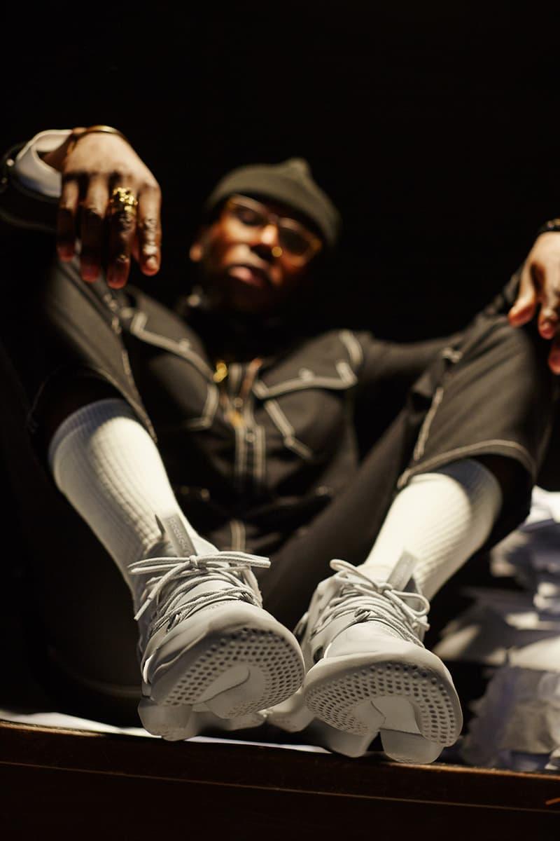 Reebok 3D OP.LITE 2018 Campaign Footwear Shoes Sneakers Trainers Kicks Tangent Design