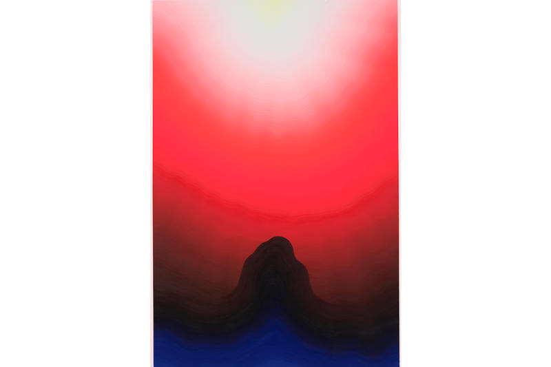 sam friedman flesh of the gods over the influence hong kong exhibition artworks art paintings
