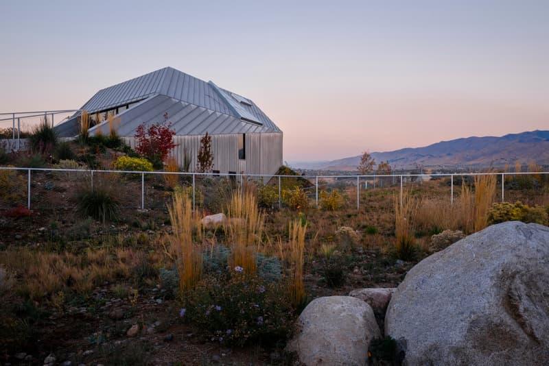 Shapeshifter Home Desert