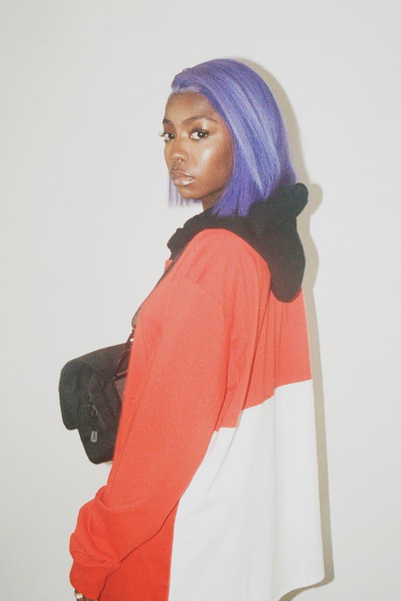 Skepta Mains London Pop Up Store Details Fashion Clothing Siobhan Bell Elliot Jay Brown Lookbook