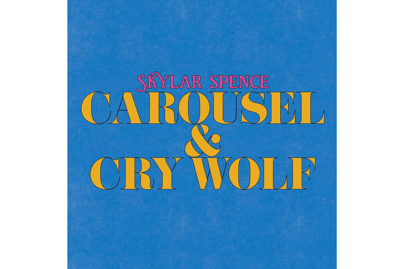Skylar Spence Cry Wolf Carousel B-side Carpark Records  7″