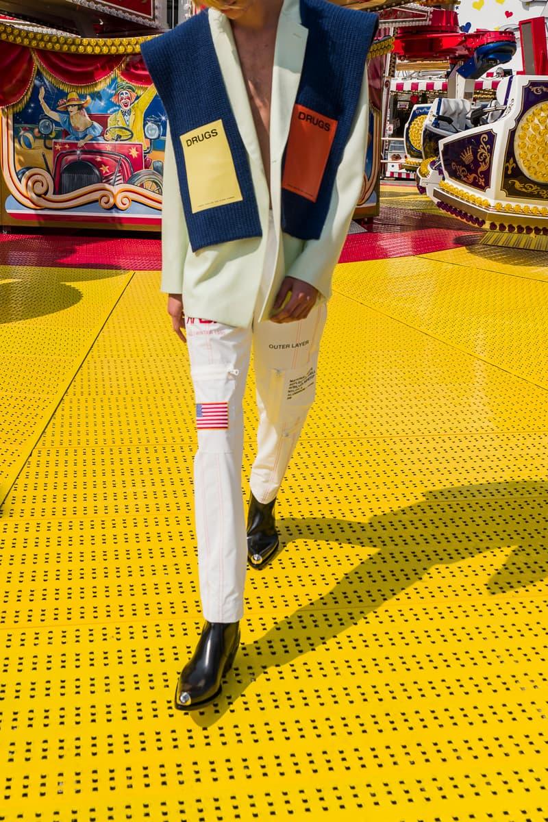 SMETS Fall Winter 2018 Editorial Prada Heron Preston Moncler Calvin Klein Burberry