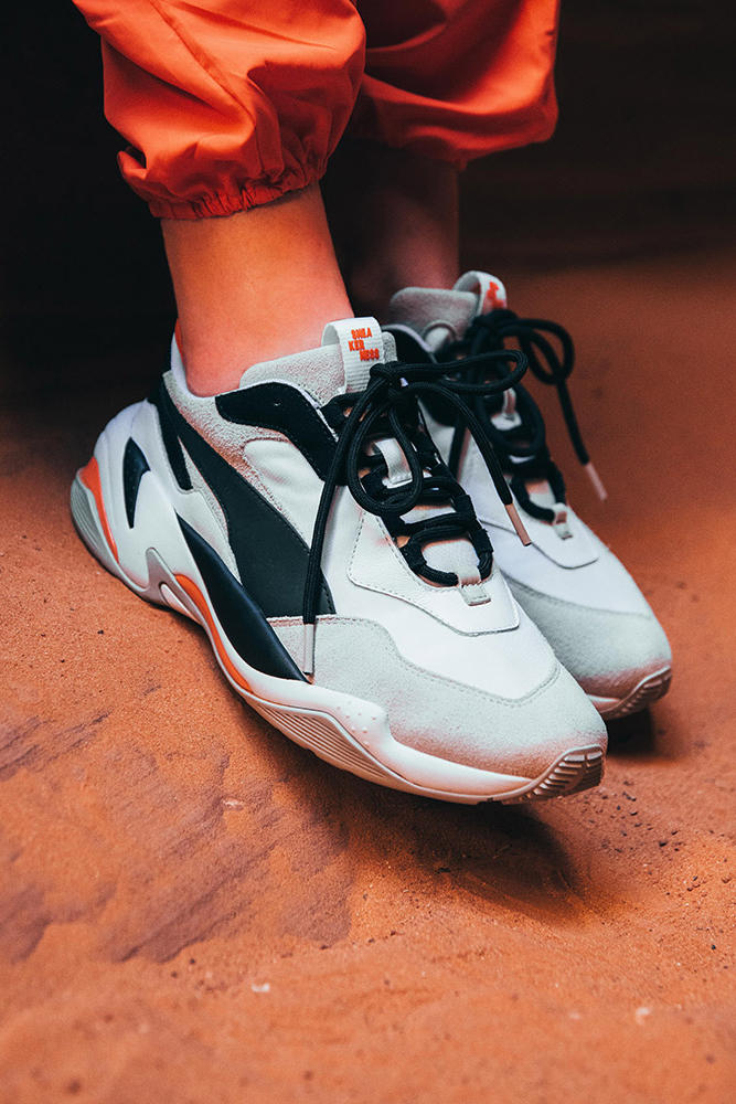 Sneakerness PUMA Thunder Astroness Release Sneakers Footwear Germany Kicks France Francky B Marseille Alonzo Mars Space Sand Instagram collaboration festival convention september 15 16 2018 drop release date paris exclusive 201