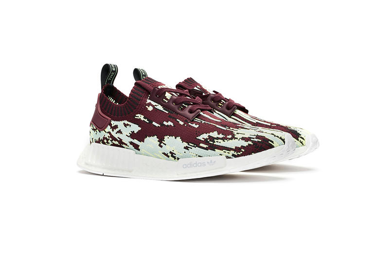 Sneakersnstuff adidas Datamosh 2.0 Pack collaborations blue black red green release info