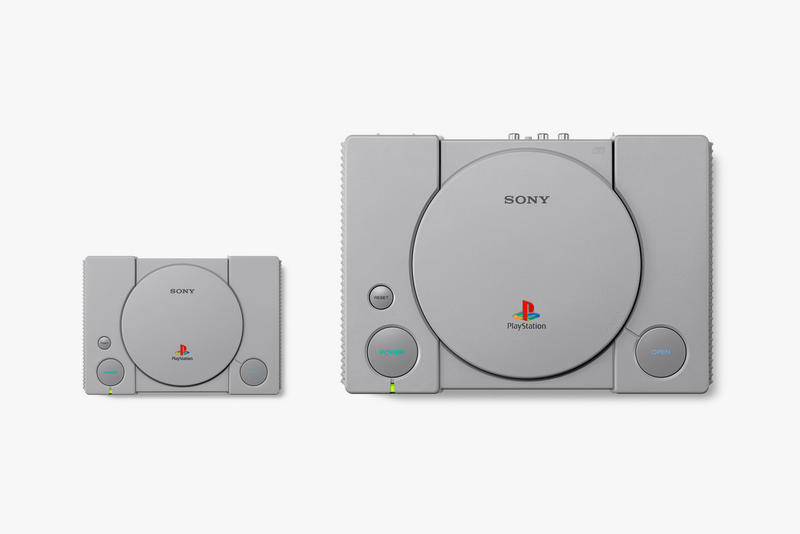 Sony PlayStation Classic Release Details Gaming 20 Pre-Loaded Games Final Fantasy VII Tekken 3 Wild Arms December 3 $99.99 USD Price Miniature Original Reissue Re-release Details