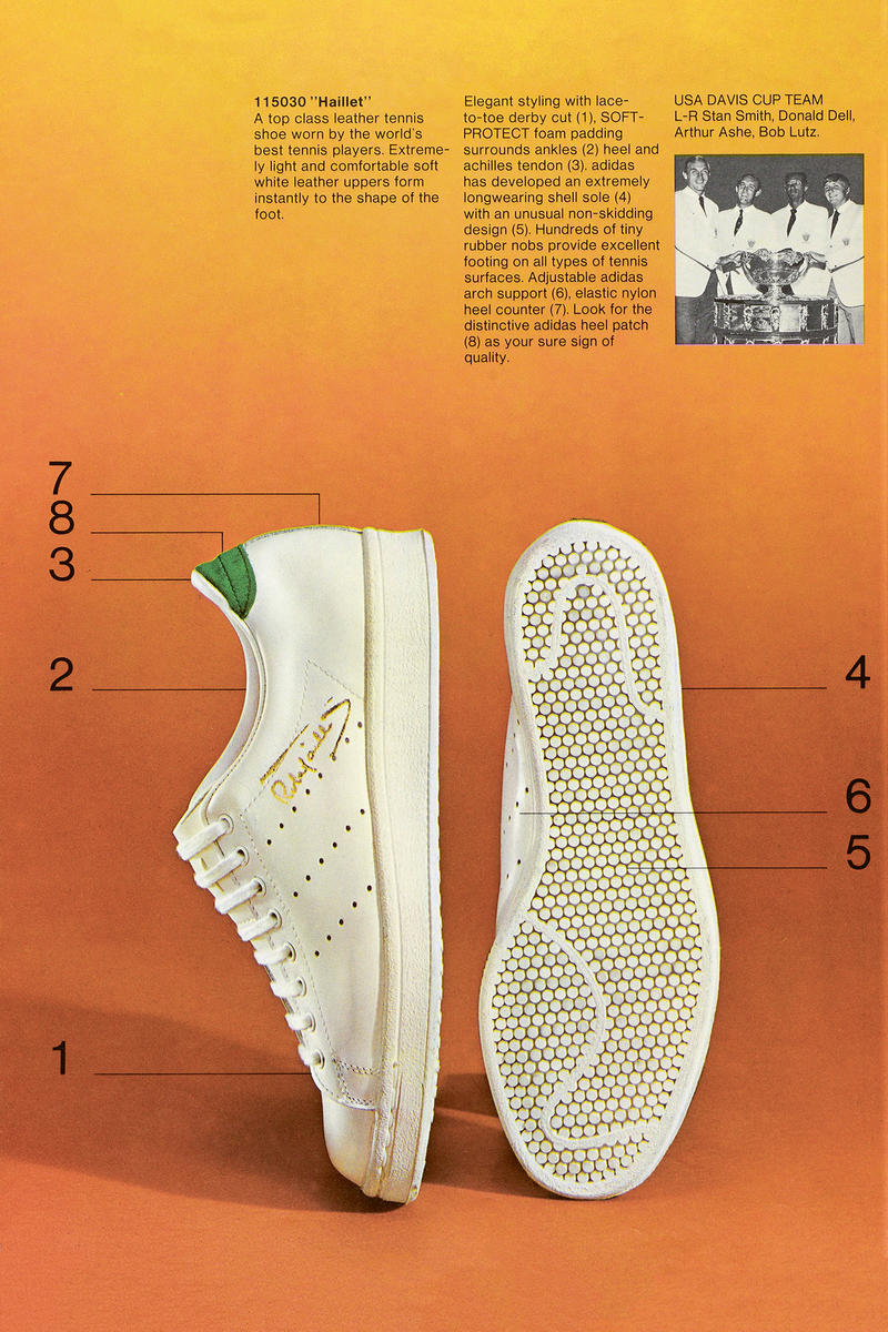 Stan smith rizzoli book some people think im a shoe art history archive photograph tennis star legend winner adidas originals Juergen Teller