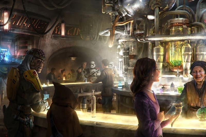 Disneyland's Star Wars Cantina to Serve Alcohol