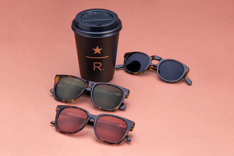 de85ea63062 Starbucks  Luxe Milan Reserve Roastery Debuts Exclusive RETROSUPERFUTURE  Sunglasses