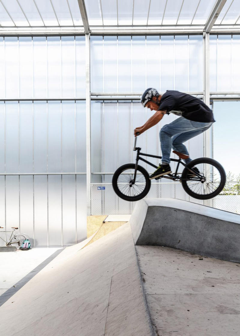 EFFEKT Viborg Skatepark Streetmekka