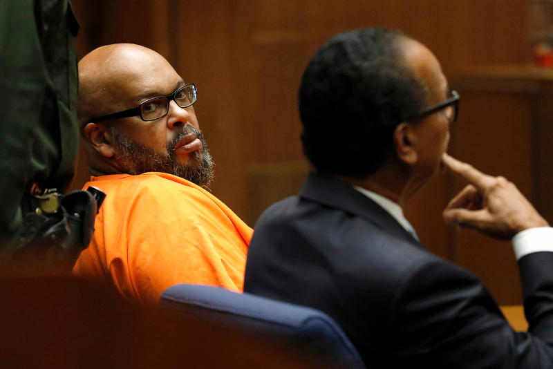 Suge Knight Faces 28 Year Prison Sentence Deadly Hit and Run