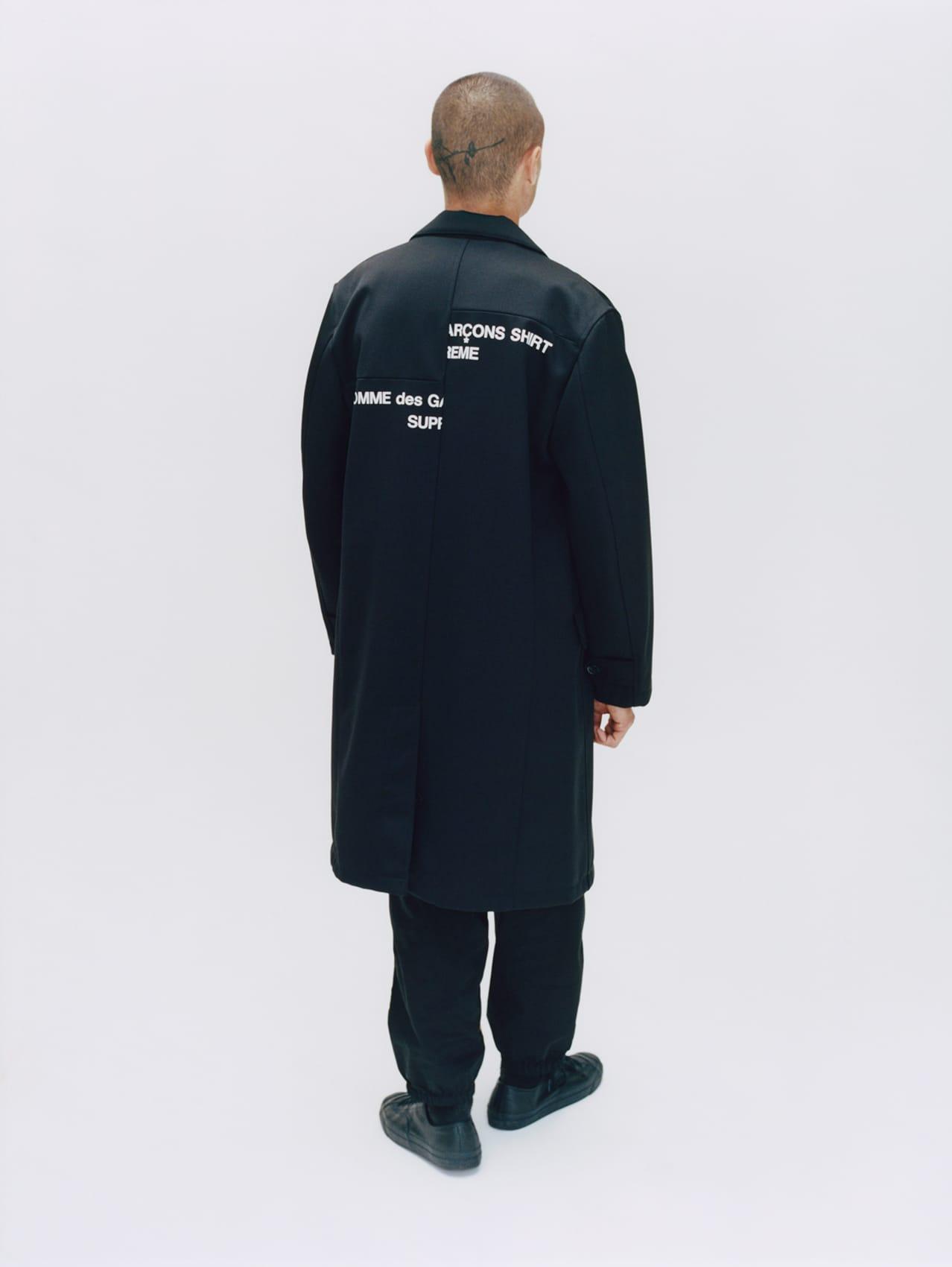 Supreme x CDG Shirt FW18 Collection