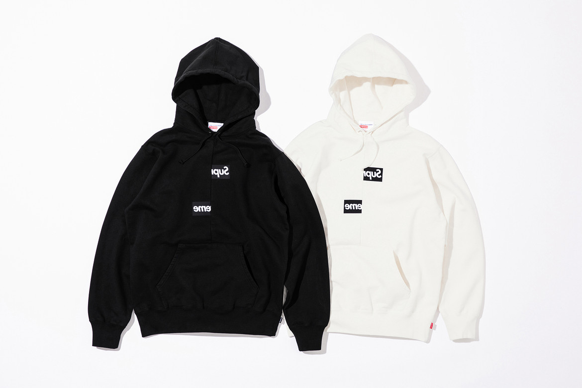 9fe792facea4 Supreme x CDG Shirt FW18 Collection Release | HYPEBEAST