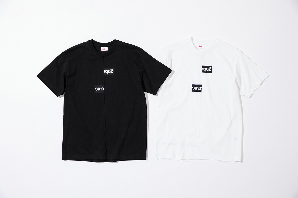 4c58f5d831c2 Supreme x CDG Shirt FW18 Collection Release | HYPEBEAST