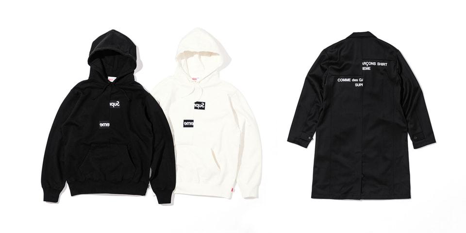 28cba65297e6 Supreme x CDG Shirt FW18 Collection Release