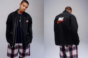Supreme x Nike FW18 Collection
