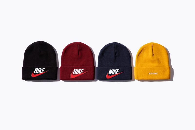 Supreme Nike Fall Winter 2018 Collection Info NSW NikeLab Supreme Vest  Jackets Sweat Suits earrings 8d5a08e7754f