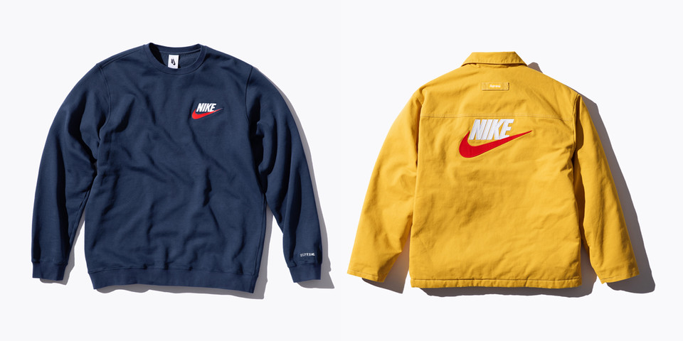 more photos 74be0 90d20 Supreme x Nike Fall/Winter 2018 Collection Info | HYPEBEAST