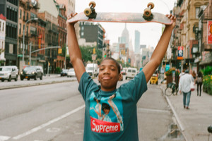 Supreme Fall 2018 Tees Drop 2 Feat. Tabboo! and GZA