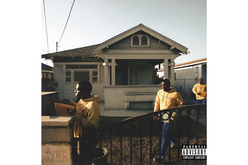 TDE Reason There You Have It Album Top Dawg Entertainment Anthony Top Dawg Tiffith