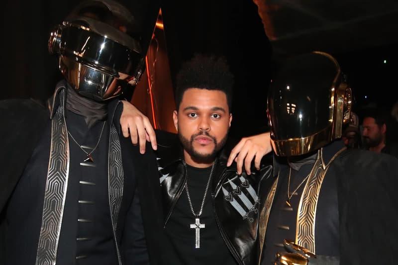 The Weeknd Daft Punk Sued 5 Million Starboy Lawsuit Song track Hooyah Yasminah