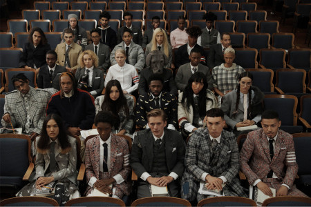 Thom Browne & Barneys New York Launch Exclusive Capsule With Bespoke Tailoring