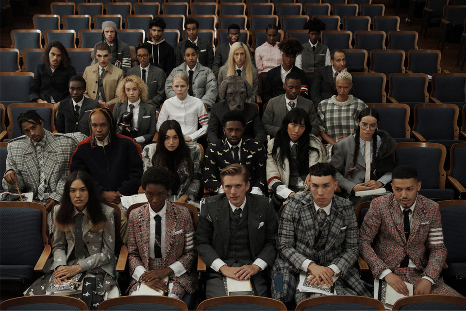352c21ec3fc Thom Browne for Barneys New York Collection