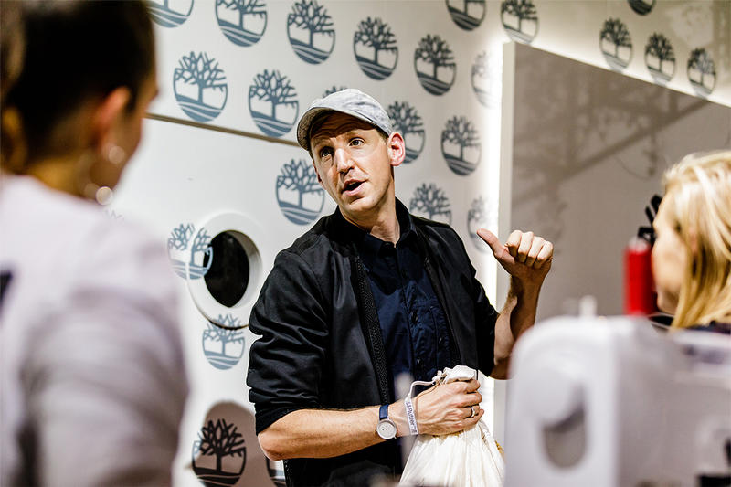 Timberland x Christopher Raeburn Fall Winter 2018 Tote Bag Workshop Berlin Bread&&Butter