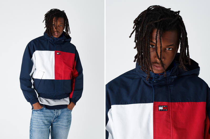1c493c5fe4267 tommy hilfiger kith fall winter 2018 lookbook ronnie fieg fashion footwear.  4 of 28