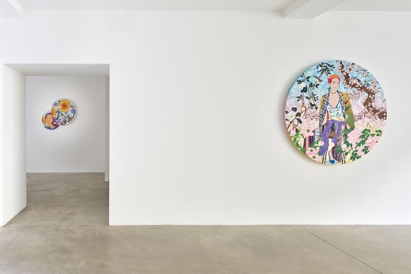 tomokazu matsuyama no place like home exhibition artworks art artists zidoun bossuyt gallery luxembourg shows paintings sculptures installations