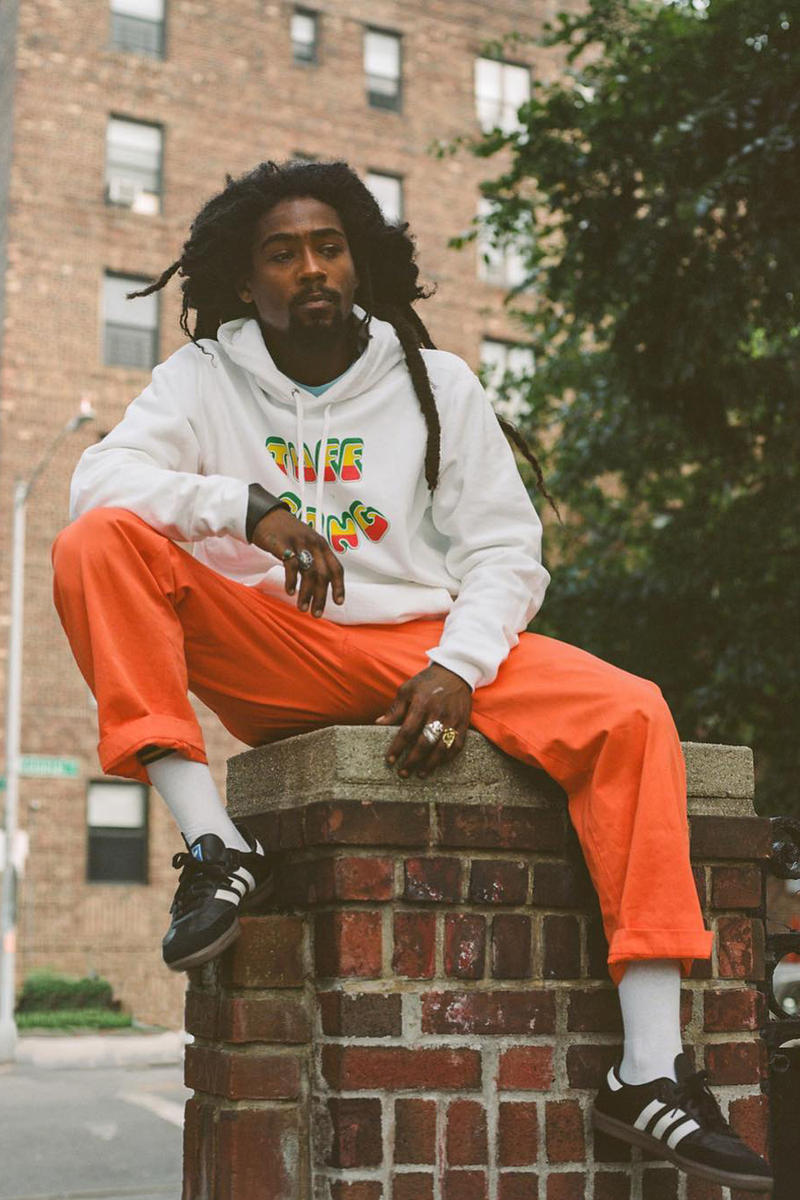 noah nyc tuff gong collaboration fall winter 2018 tee shirts hoodie jamaica print logo recording studio family september 13 2018 release date drop info buy shop purchase sell sale
