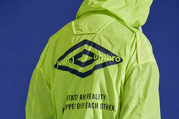 5c80bf957ca J   UMBRO Unveil Another Bumpy Colorway With a High Visibility Capsule
