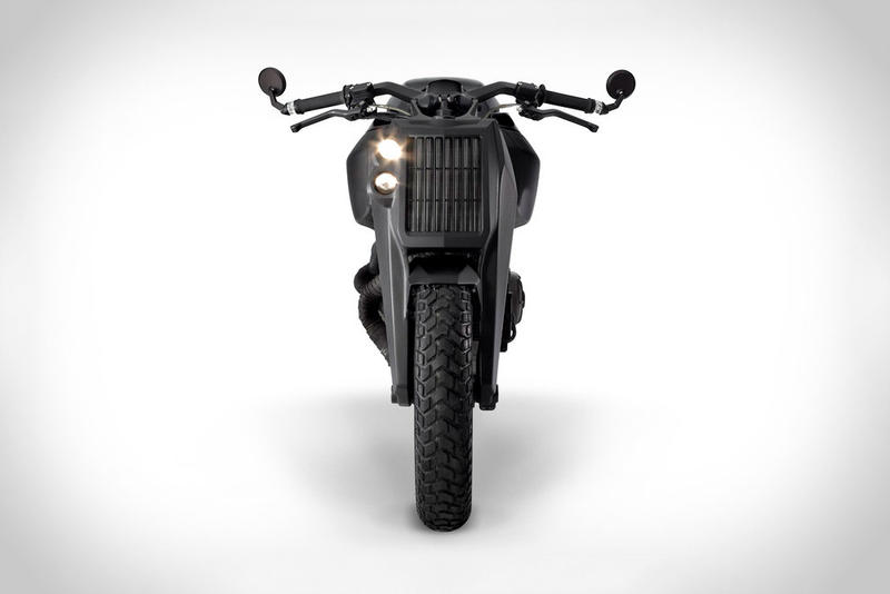 Uncrate Ronin 47 Motorcycle Release Blacked Out Black
